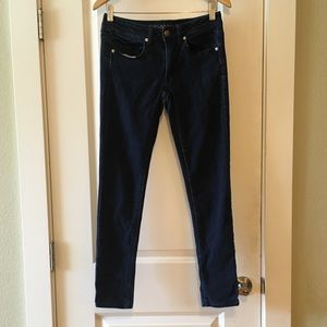 🟢 American Eagle Skinny Regular Jeans Size 6